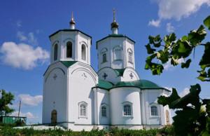 Сергиевская церковь с.Липовка