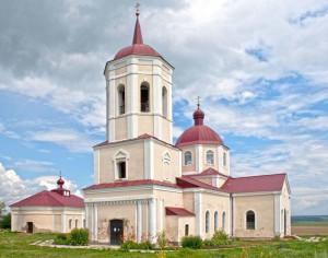 Николаевская церковь с.Ксизово